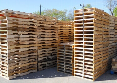 Pallet Delivery to Benin