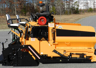 Road and Paving Machine Shipping to Madagascar
