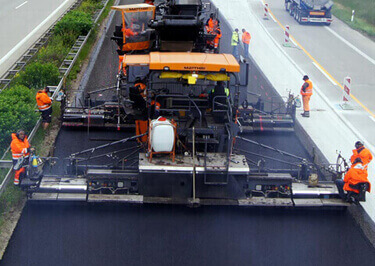 Road Construction Equipment Shipping to Reunion