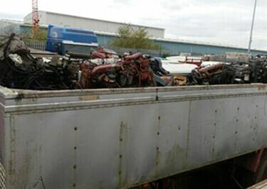 Scrappers Shipping to Central African Republic