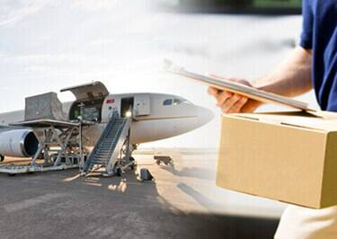 Send Parcels by Air to Namibia
