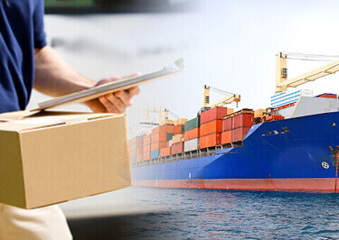 Send Parcels by Sea to Namibia