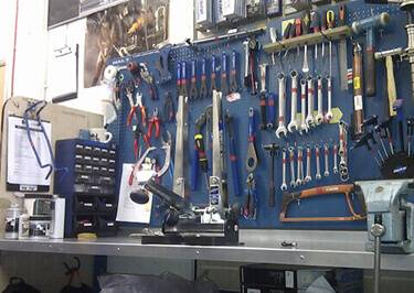 Tools & Equipment Shipping to Madagascar