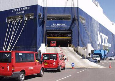 Van Shipping to Benin