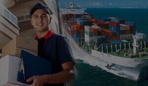 Door to Door Sea Cargo to Africa Subcontinent
