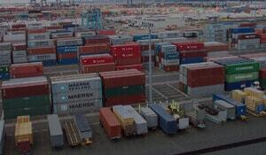 Door to Port Cargo to Africa Subcontinent