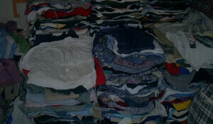 Send Clothes to africa