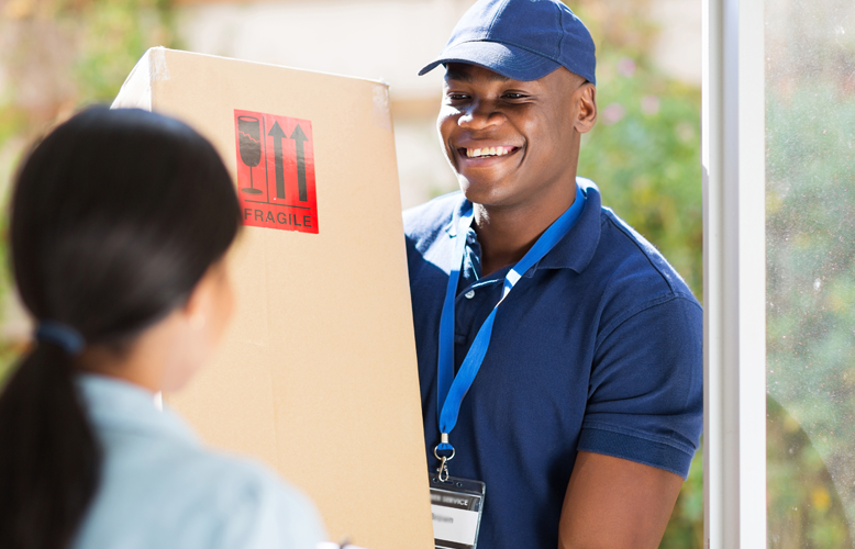 Cheapest Courier Delivery from UK to Chad